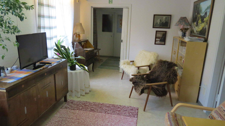 tv huone majoitushuoneisto